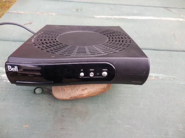Bell Digital Receiver