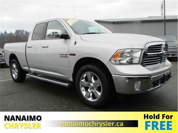2015 Ram 1500 Big Horn EcoDiesel One Owner