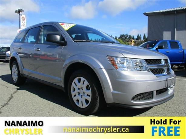 2015 Dodge Journey CVP Low Kilometers One Owner