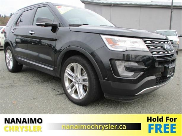 2017 Ford Explorer Limited No Accidents Luxury