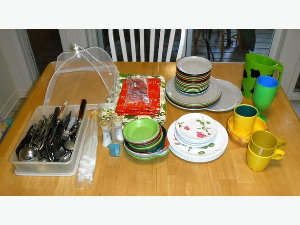 Camping Dishes and Accessories