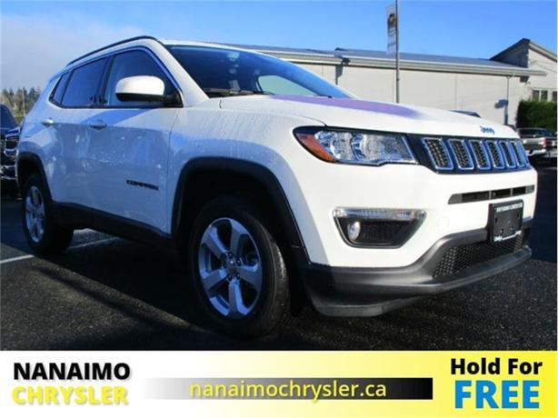 2018 Jeep Compass North Rear View Backup Camera Remote Start