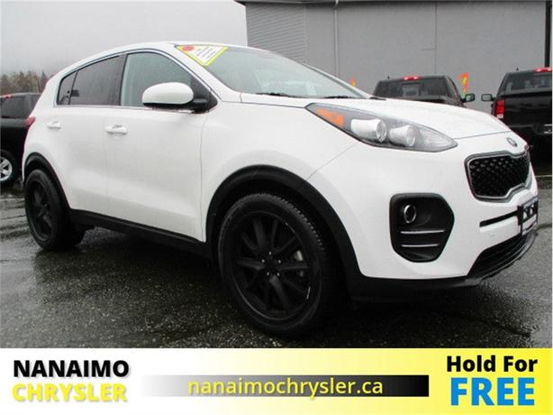 2017 Kia Sportage LX One Owner No Accidents