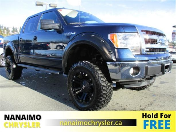 2014 Ford F-150 XLT No Accidents Low Kilometers