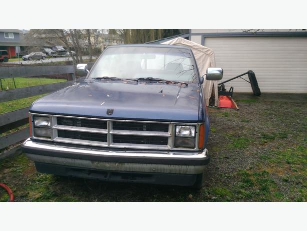1990 Dodge Dakota V6