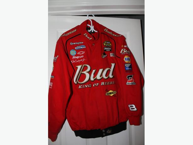 Collectable  Dale Earnhart jackets