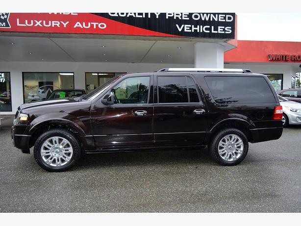 2013 Ford Expedition Max 4WD 4dr Limited - 8 PASS