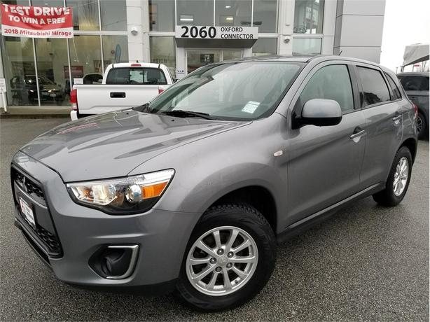 2014 Mitsubishi RVR SE 4X4 HEATED SEATS, ALLOY WHEELS, BLUETOOTH