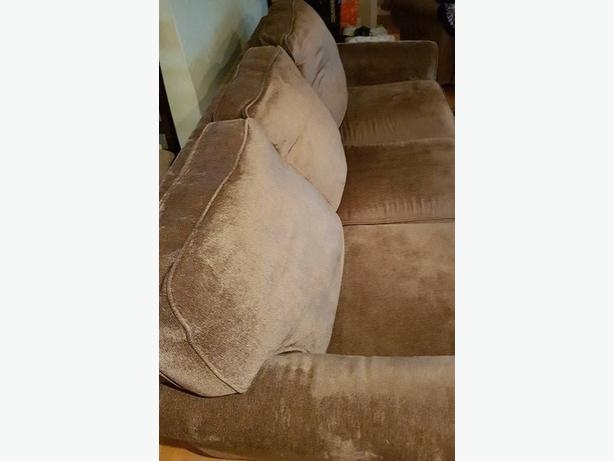 Moving Sale - Oyster Beige color - Sofa - $500