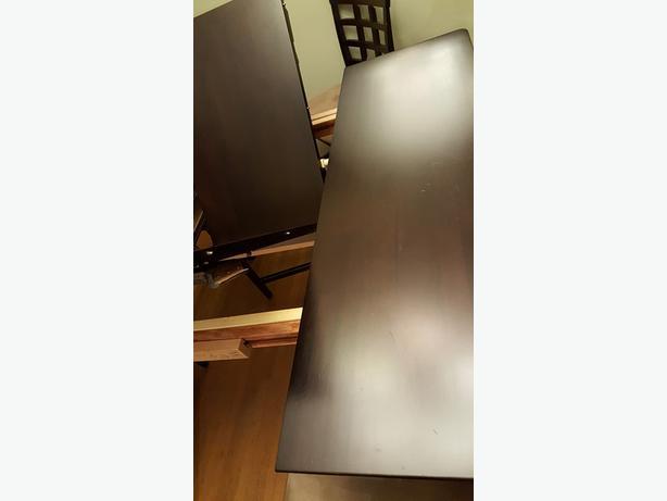 9 Piece Pub Style Table St - $800