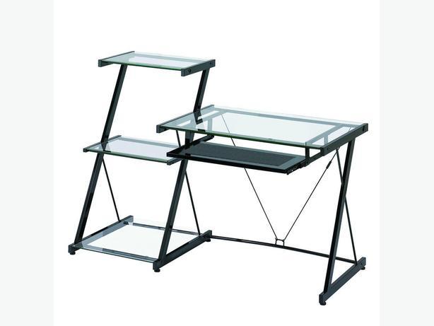 Z-Line Designs Nero desk and bookcase - $125
