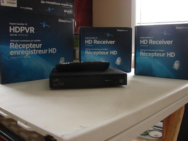 Shaw Direct TV HDPVR
