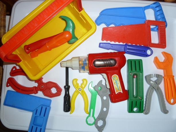 toy tool set for Toddlers 16 pieces