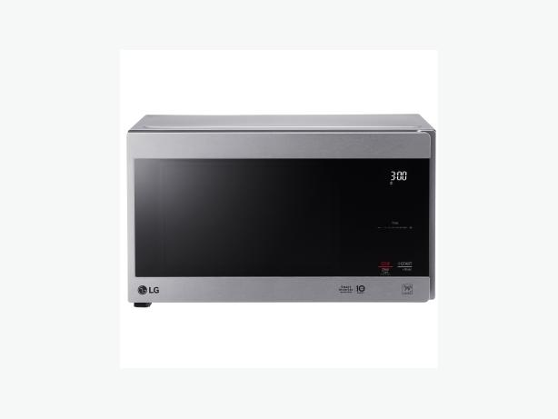 LG Stainless Steal Microwave