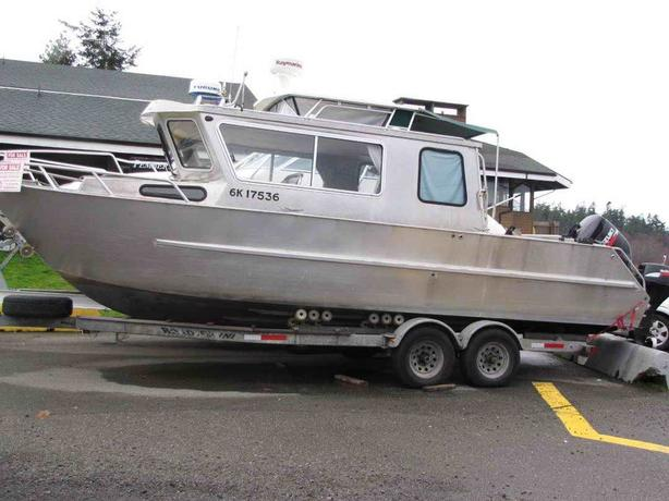 Charter Saltwater Fishing Boat For Sale - Serene C