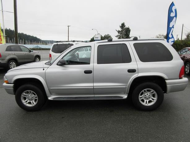 2003 Dodge Durango SLT 4x4 - 3RD ROW SEATING!