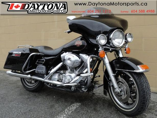 * SOLD * 2002 Harley Davidson FLHTC Touring Motorcycle * One of a Kind!! *