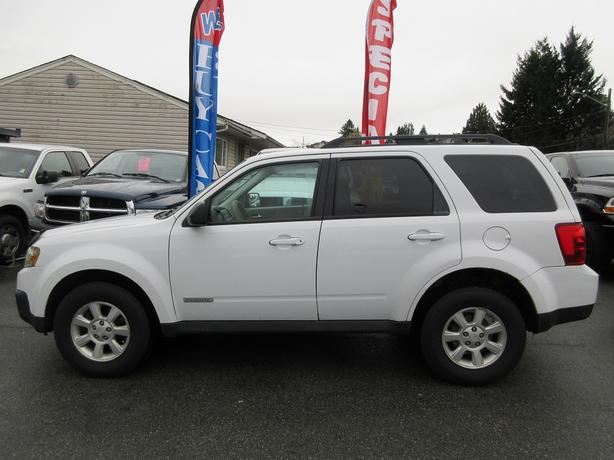 2008 Mazda Tribute V6 - FULLY LOADED LEATHER!