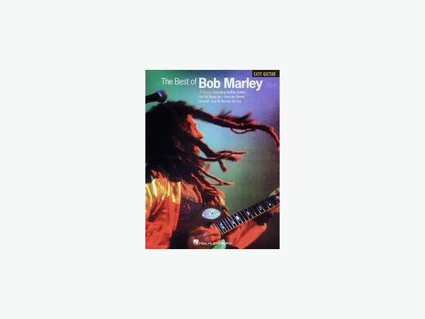 Hal Leonard Guitar Methods: Bob Marley, Jimi Hendrix, Rock Bass