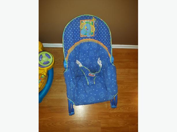 Baby Rocking Vibrating Chair