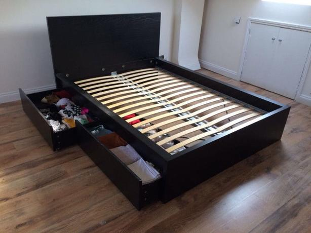 NEW IKEA BED