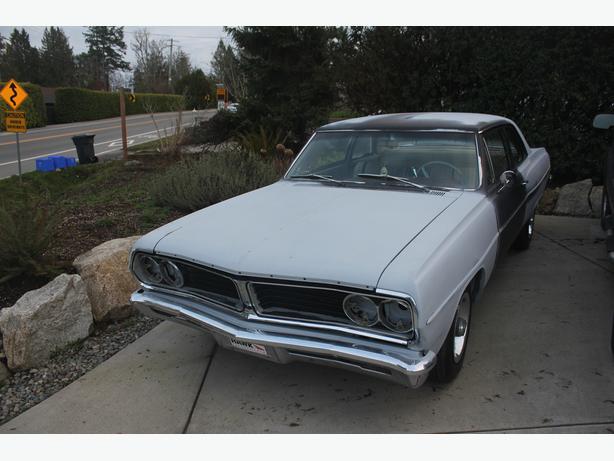 OBO: 1965 Pontiac Acadian Beaumont Deluxe