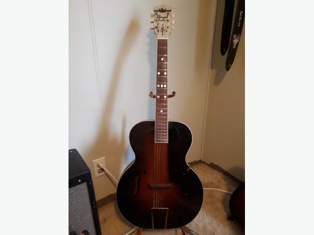 1930s regal archtop $800 obo
