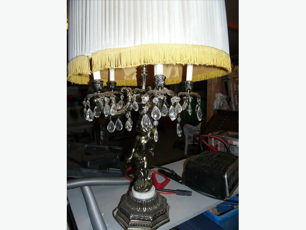 Misc. lamps...best offer