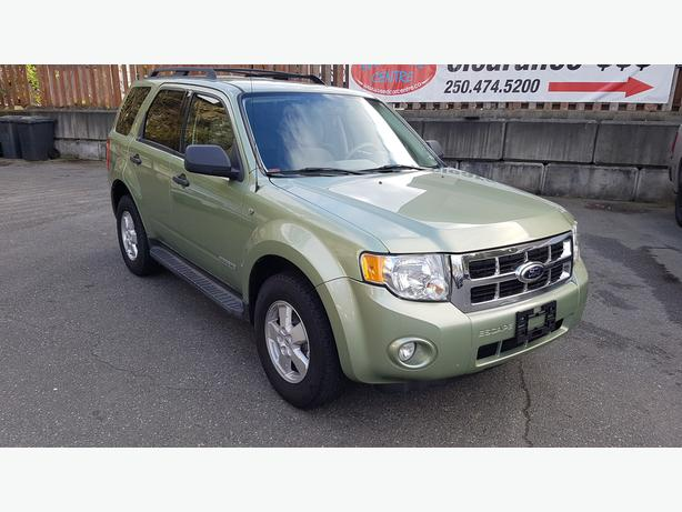 2008 Ford Escape XLT 4WD