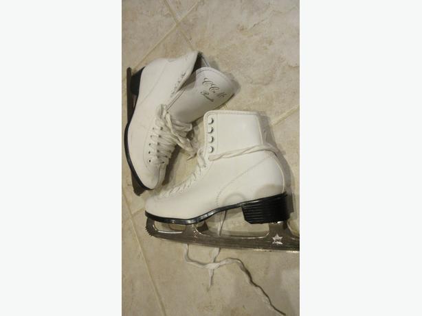 Child Figure skates, Size 8, 7, 6, 5