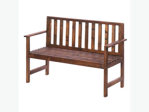 Indoor Outdoor Classic Wood Bench Brand New