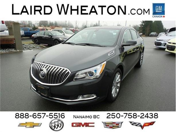 2016 Buick LaCrosse V6 Leather Mid Size