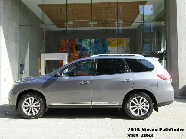 2015 Nissan Pathfinder SL 4WD - BLOWOUT SALE! - FULLY LOADED!