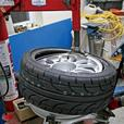 """New management Sale, new 235/75R15""""AT's"""