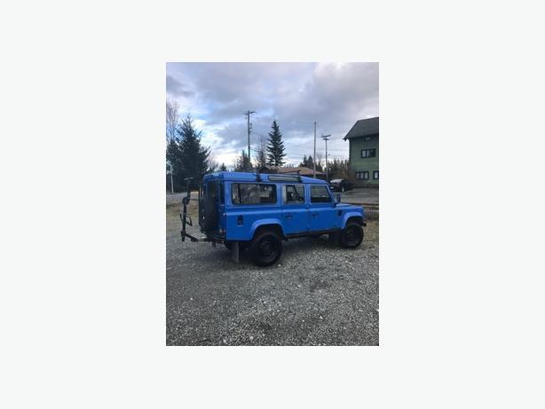 1997 LandRover Defender 110