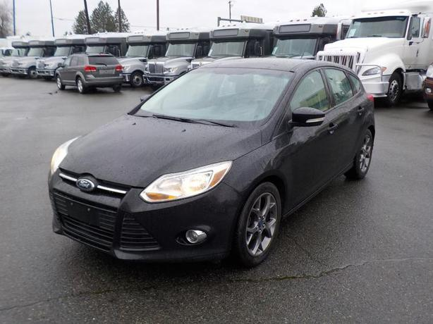 2013 Ford Focus SE Hatchback Manual