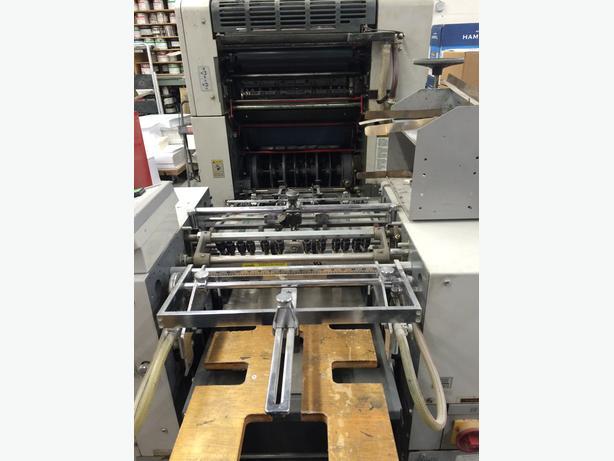 Ryobi 3302H Printing Press