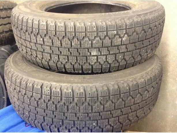 Bridgstone Blizzak snow tires 2 at 185/70r14
