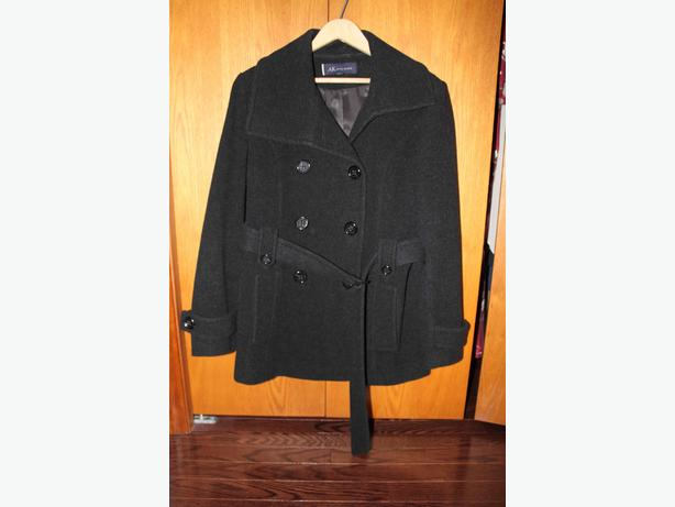 Anne Klein wool jacket, M