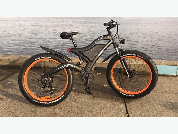 Brand NEW (in box) Electric Bike