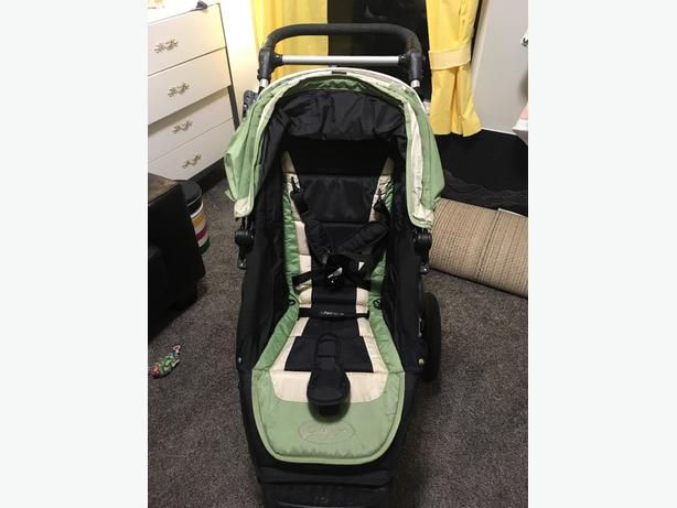 city elite jogging stroller