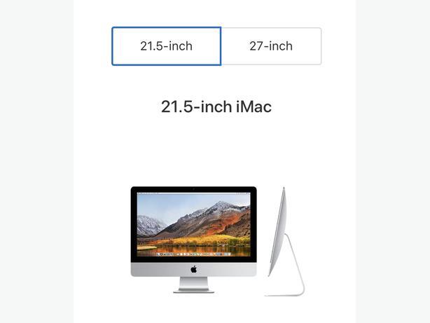 21.5 inch 2015-late iMac, 8GB RAM, 2.8GHz, 1TB
