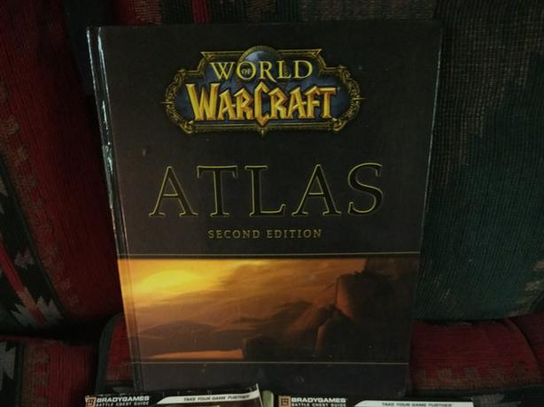 World of Warcraft Atlas and Battle Chest