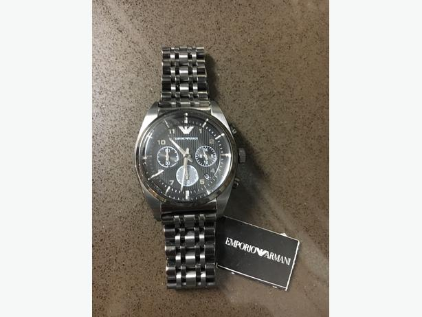 *BRAND NEW* Emporio Armani Watch - The Classic - Model # AR0374