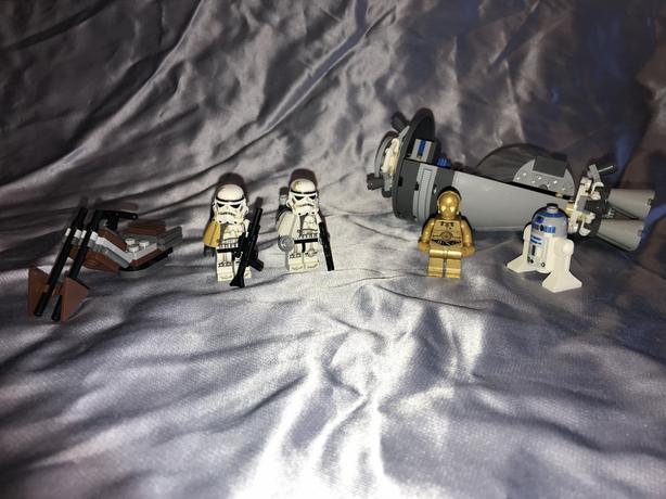 Star Wars Lego Droid Escape 9490 Saanich Victoria