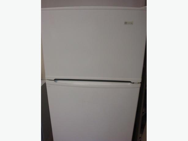 Maytag fridge and stove