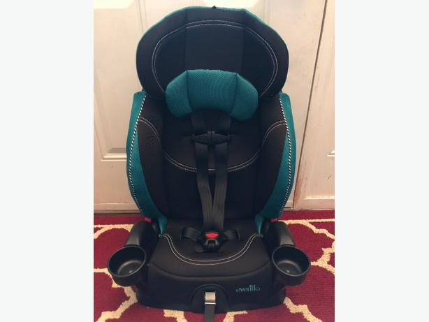 new evenflo car seat