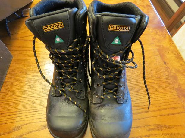 Dakota Steeltoe workboots