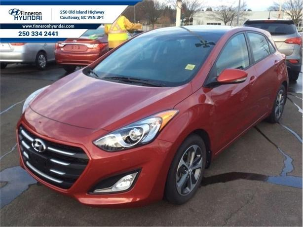 2016 Hyundai Elantra GT GLS Manual  - local - trade-in