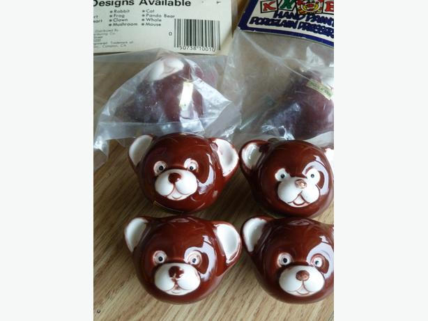 teddy bear drawer knobs Can Buy in Sets of 2